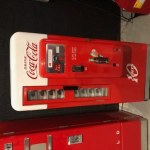 Coca Cola Cavalier 72 Vending Machine