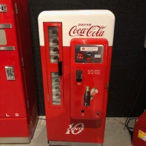Distributeur Coca-Cola Cavalier 72
