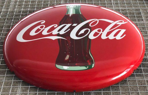 plaque émaillé coca-cola