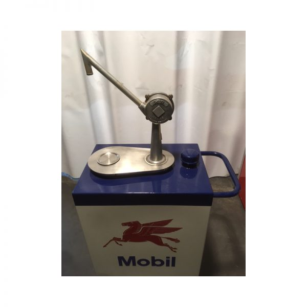 Mobilgas vintage Oil Tank