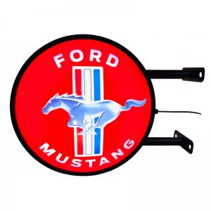 enseigne-ford-mustang-