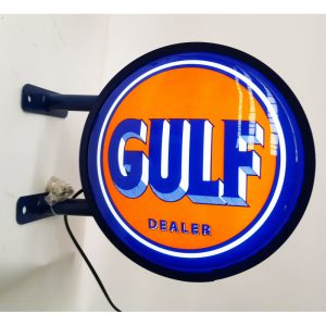 Gulf Double-sided lightbox 30cm: US Decoration