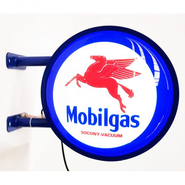 MobilGas double-sided, lightbox 30 cm