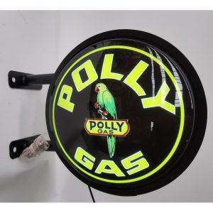 Polly Gas Double-sided lightbox 30cm: US Decoration