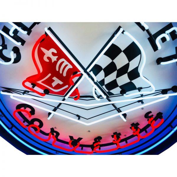 Corvette Neon Sign xxl