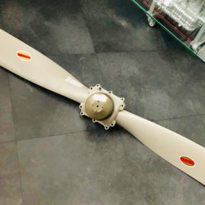 Hartzell genuine two-bladed aircraft propeller: Retro Decoration