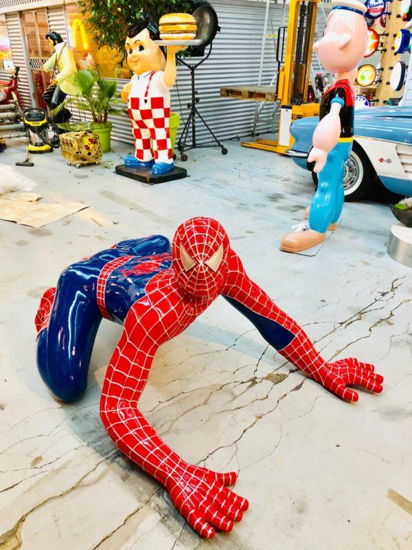 Spiderman Grandeur nature