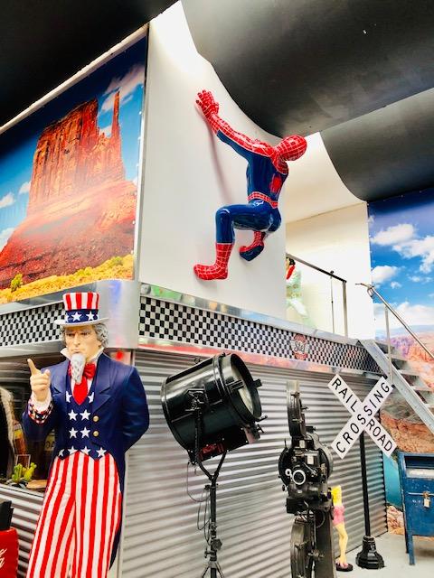 spider-man life size 1