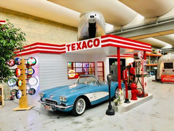 stef vintage store texaco