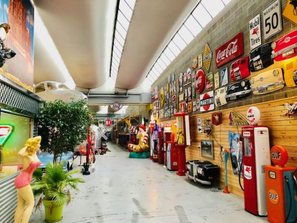stef vintage store