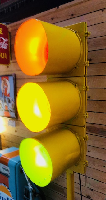usa traffic light