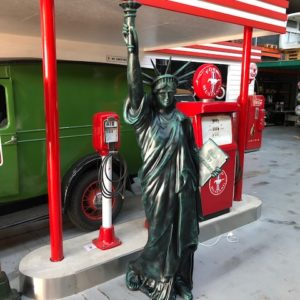 statue de la liberté 240cm