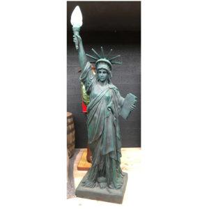 statue de la liberté en résine 240cm