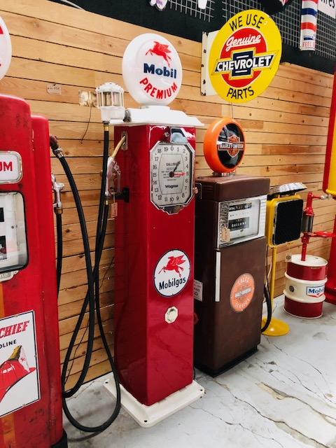 American wayne gas pump
