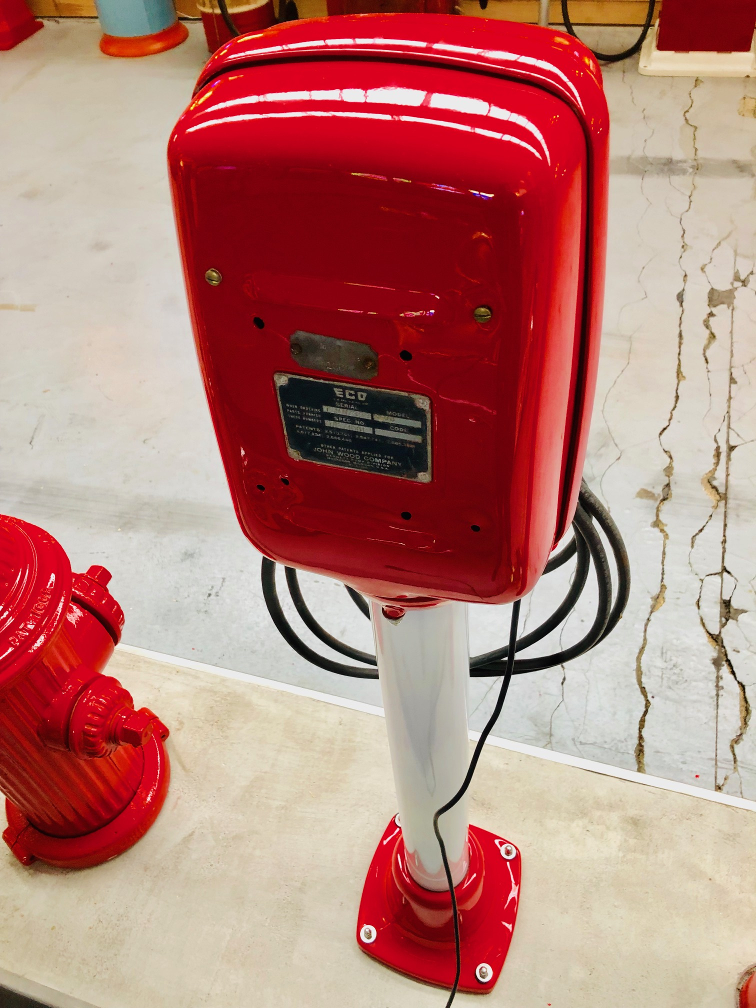 Deco Annee 50 Americaine eco air meter: décoration américaine 50's et 60's - stef vintage store