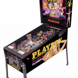 Playboy stern Pinball: American Decoration