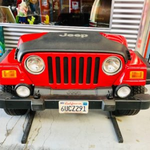 authentic jeep wrangler front metal