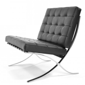 fauteuil barcelona Ludwig Mies van der Rohe