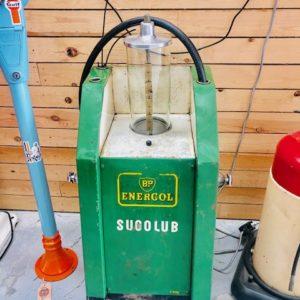 ancien récupérateur huile
