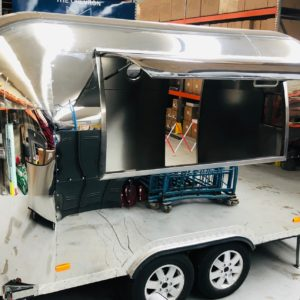 caravan airstream food truck