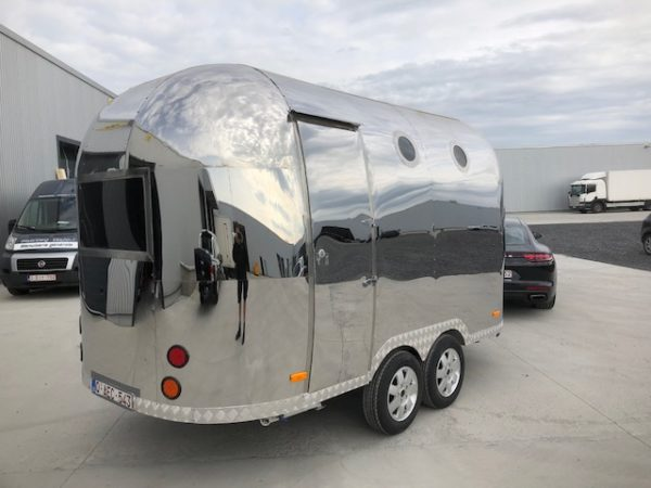 caravan type airstream