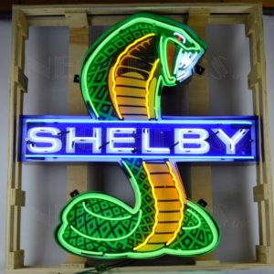 Shelby Neon Sign