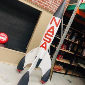 nasa polyester rocket 240 cm
