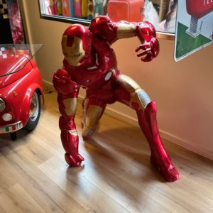 Iron Man Grandeur nature 150CM - Satue en résine