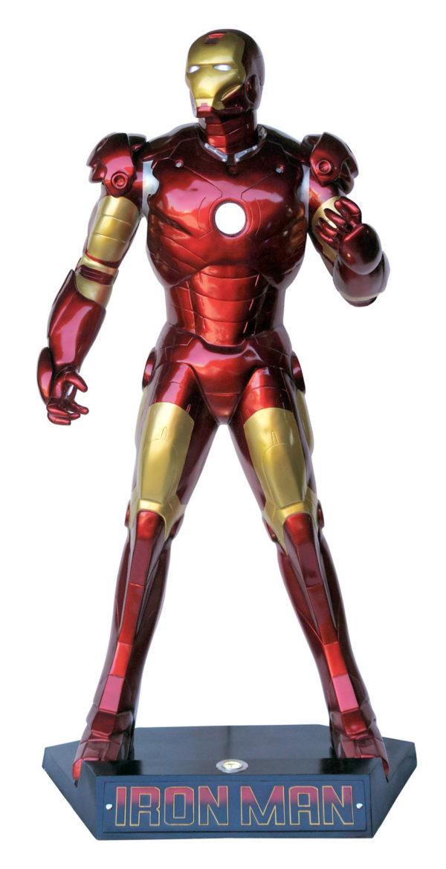 Iron man grandeur nature 1:1