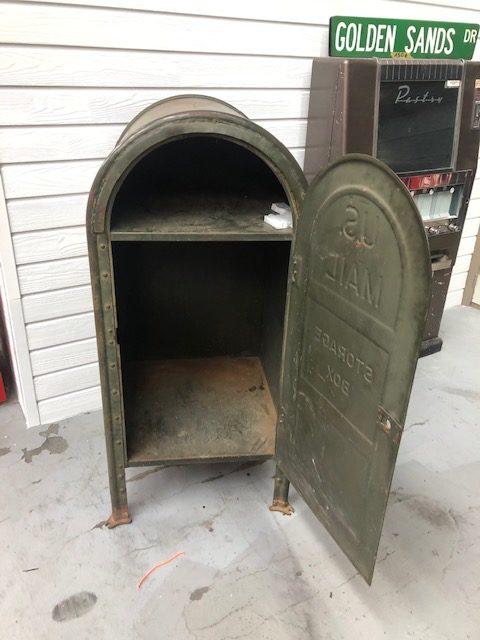 US Mail Storage box