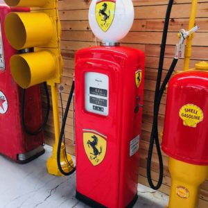 ferrari Wayne gas pump