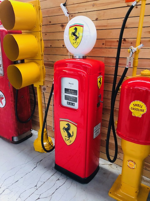 pompe essence Wayne ferrari