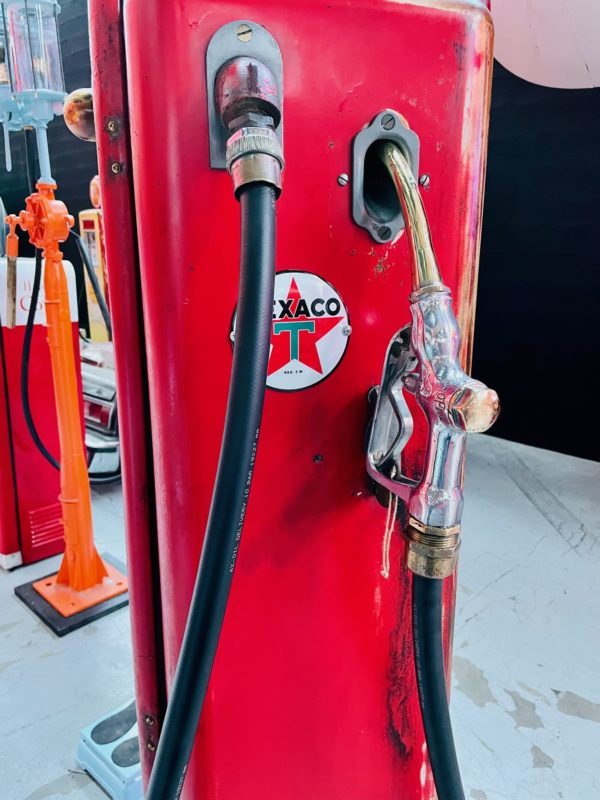 Pompe à essence américaine Wayne 70 pistolet