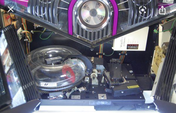 jukebox Wurlitzer New York cd