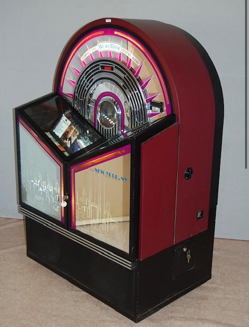 jukebox Wurlitzer New York 100 cd