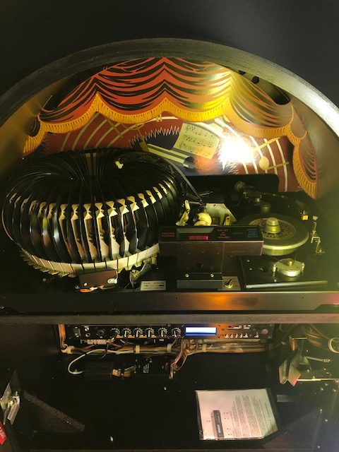 JUKEBOX WURLITZER OMT VINYL