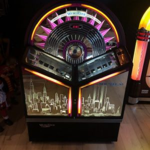 Jukebox Wurlitzer cd New York