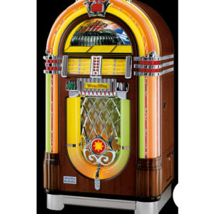 jukebox Wurlitzer one more time vinyl