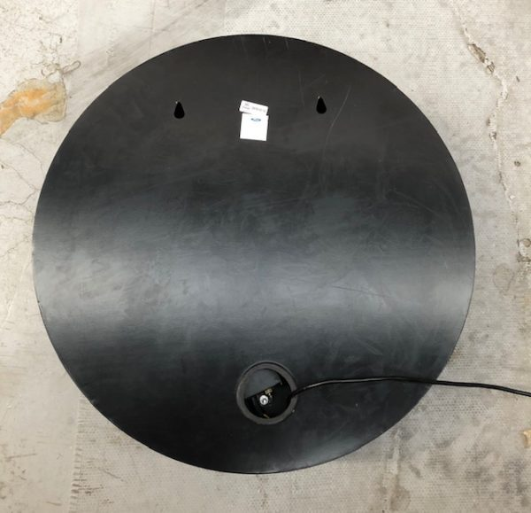 Enseigne néon métal can 60cm