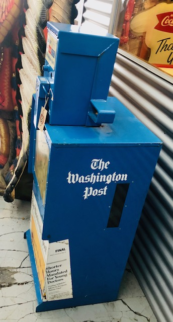 US Newspaper Box