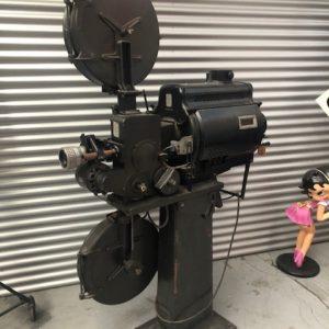 authentique Projecteur de cinéma
