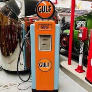 Gulf Wayne 70 gas pump.