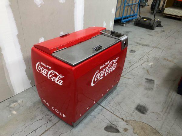 Frigo glaciere Coca Cola 1950