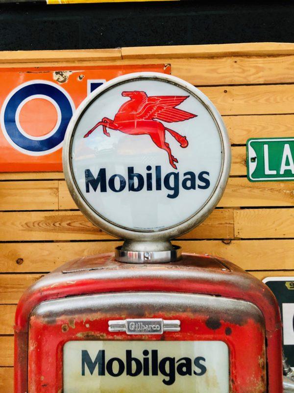Pompe à essence Américaine Gilbarco