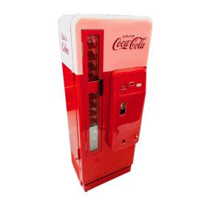Distributeur Coca-Cola Cavalier 96 restaurée de 1958