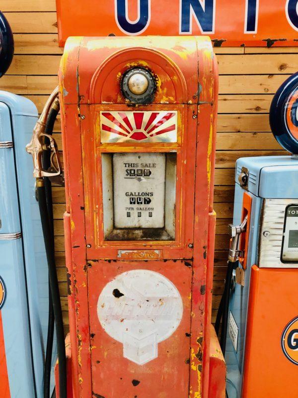 Pompe à essence américaine Wayne 60
