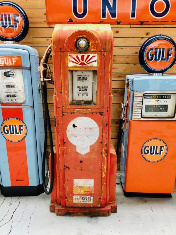 Pompe à essence américaine Wayne 60 a