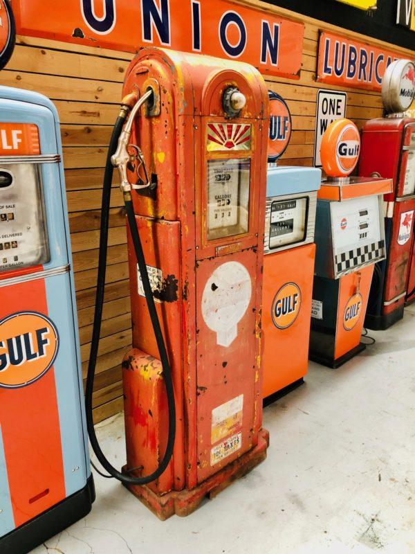 Pompe essence Wayne 60
