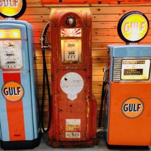 Pompe à essence américaine Wayne 60 de 1937