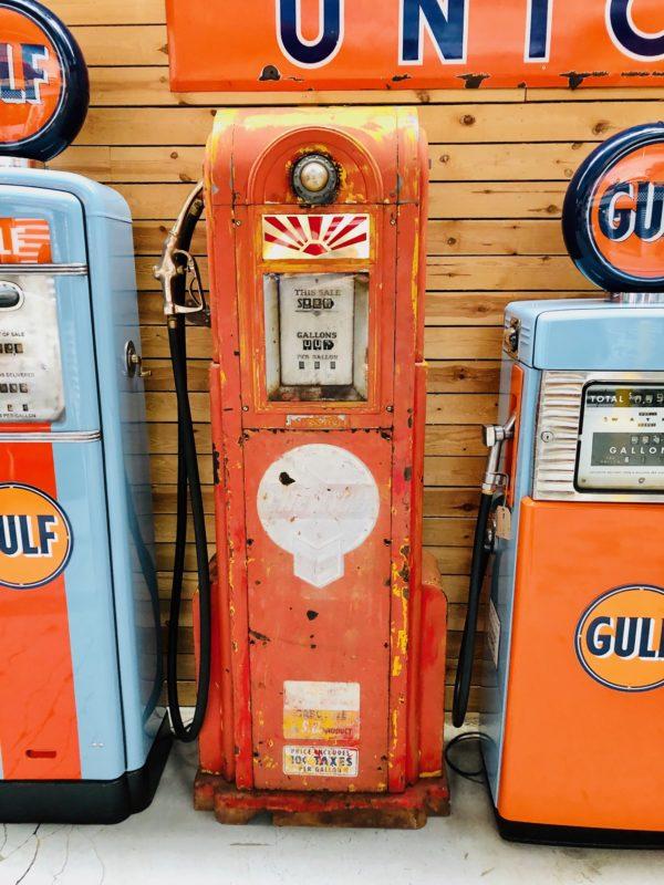 Pompe à essence américaine Wayne 60 x